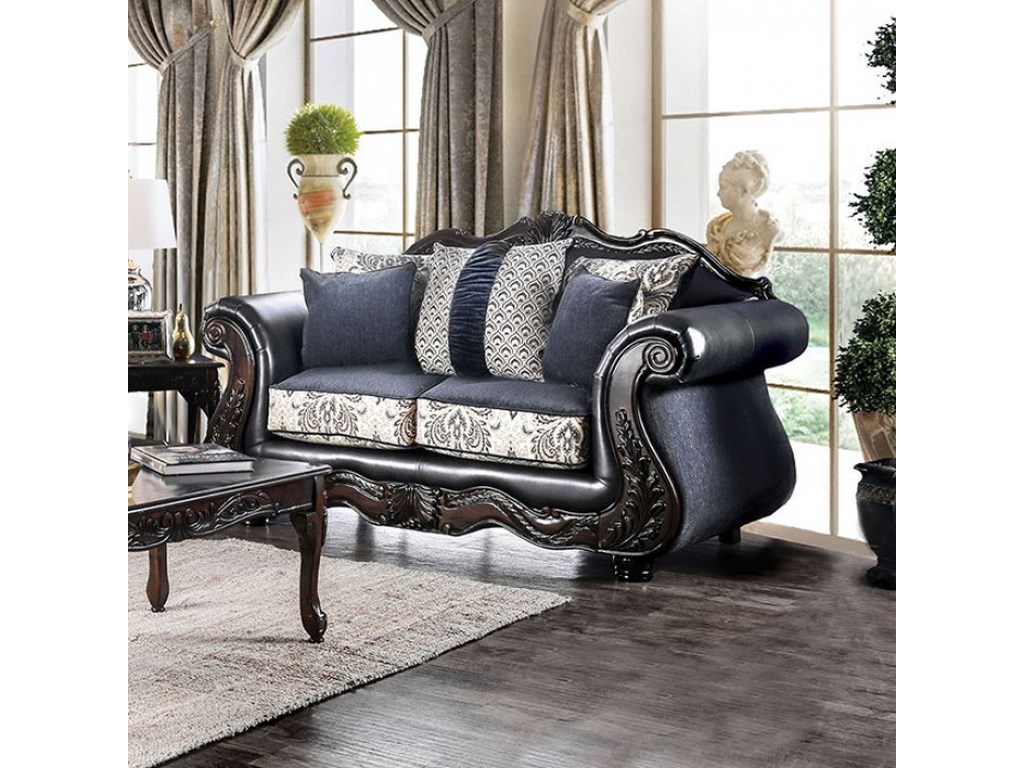 Furniture of America AmadeoLove Seat