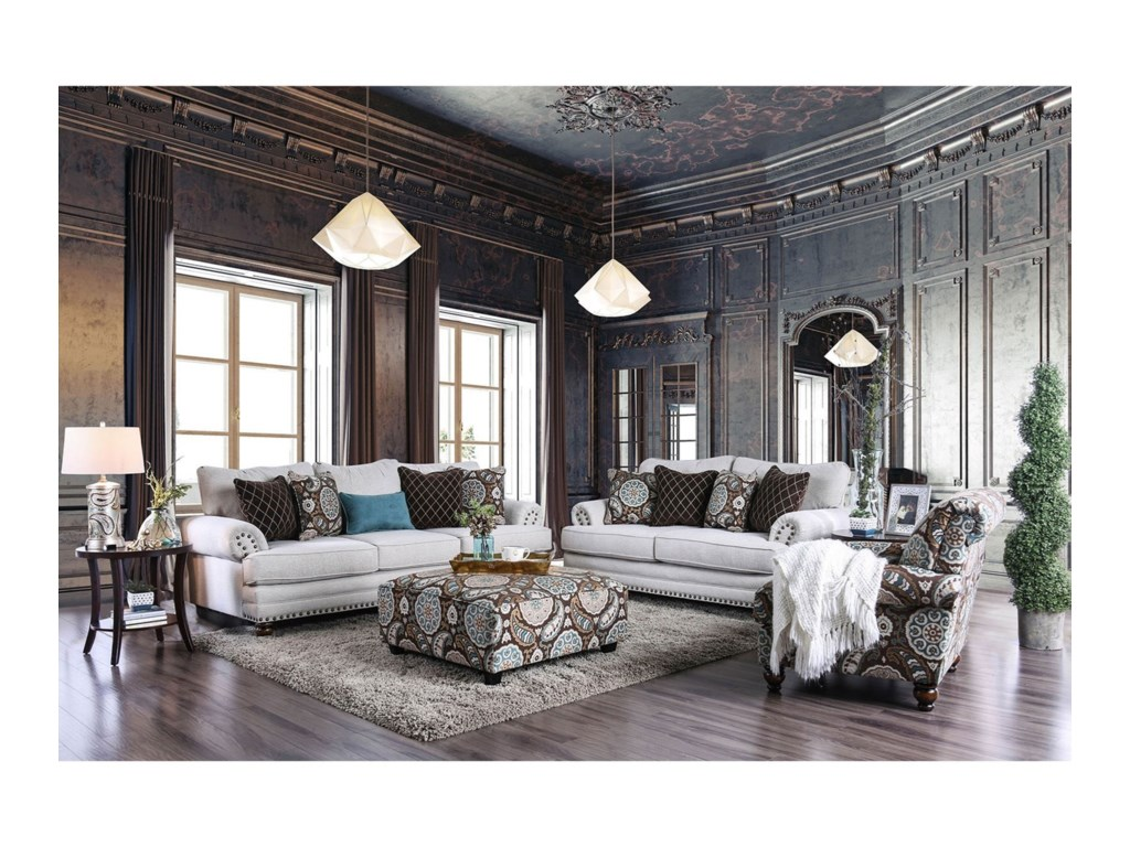 FUSA AmaniStationary Living Room Group