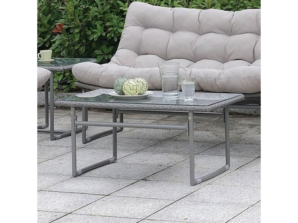 FUSA AmyaOutdoor Coffee Table