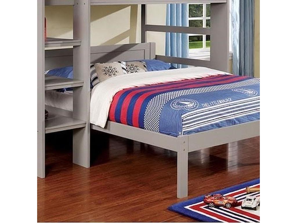 FUSA AnnemarieTwin Bed