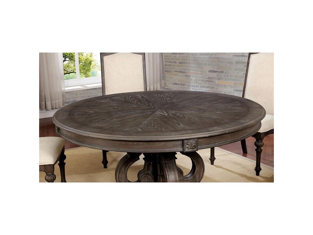 FUSA ArcadiaRound Dining Table