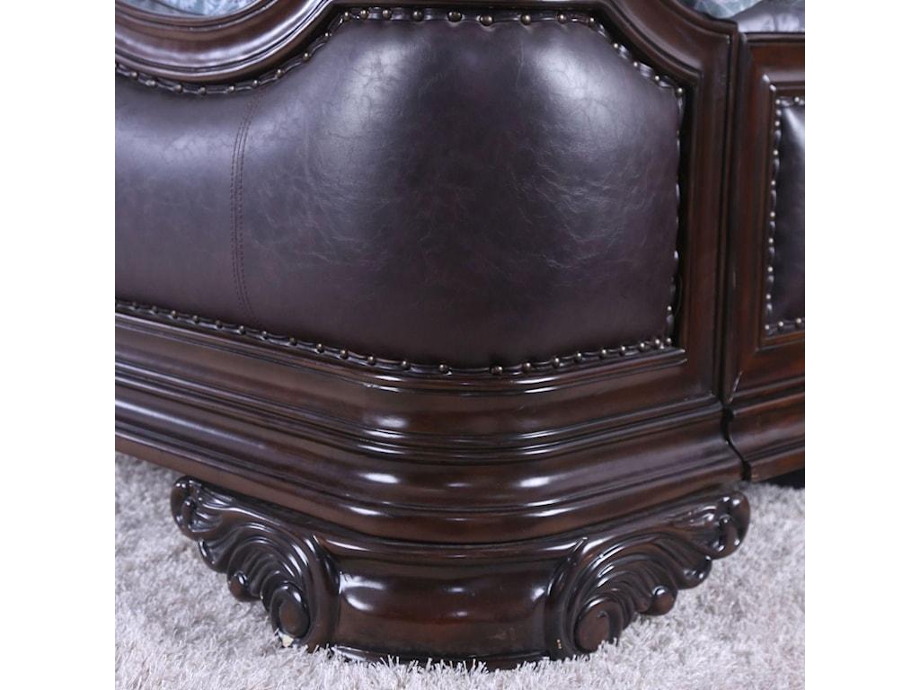 FUSA ArcturusCalifornia King Bed