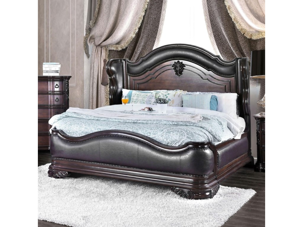 FUSA ArcturusQueen Bed