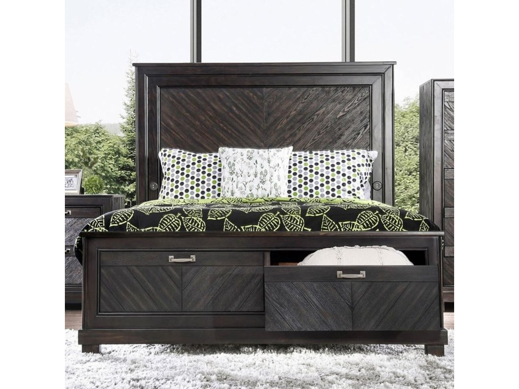 FUSA ArgyrosCalifornia King Bed