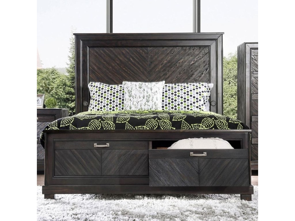 FUSA ArgyrosQueen Bed
