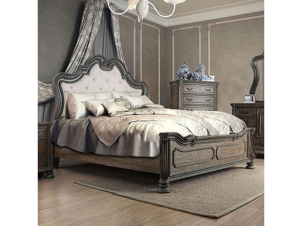FUSA AriadneKing Bed