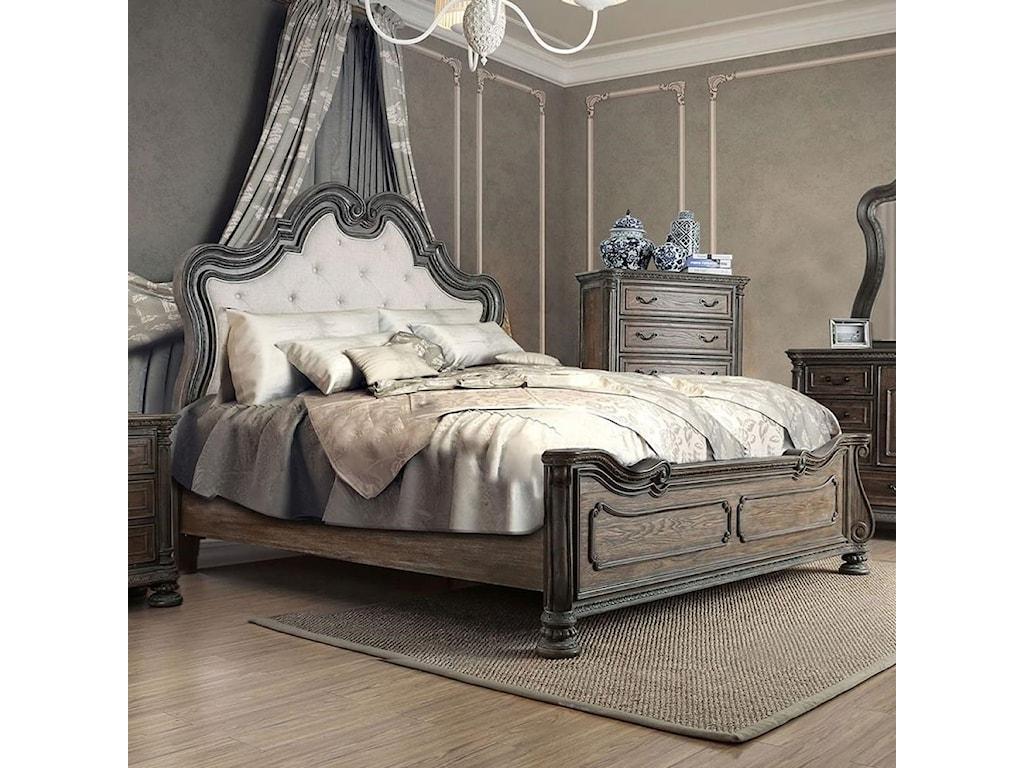 FUSA AriadneQueen Bed