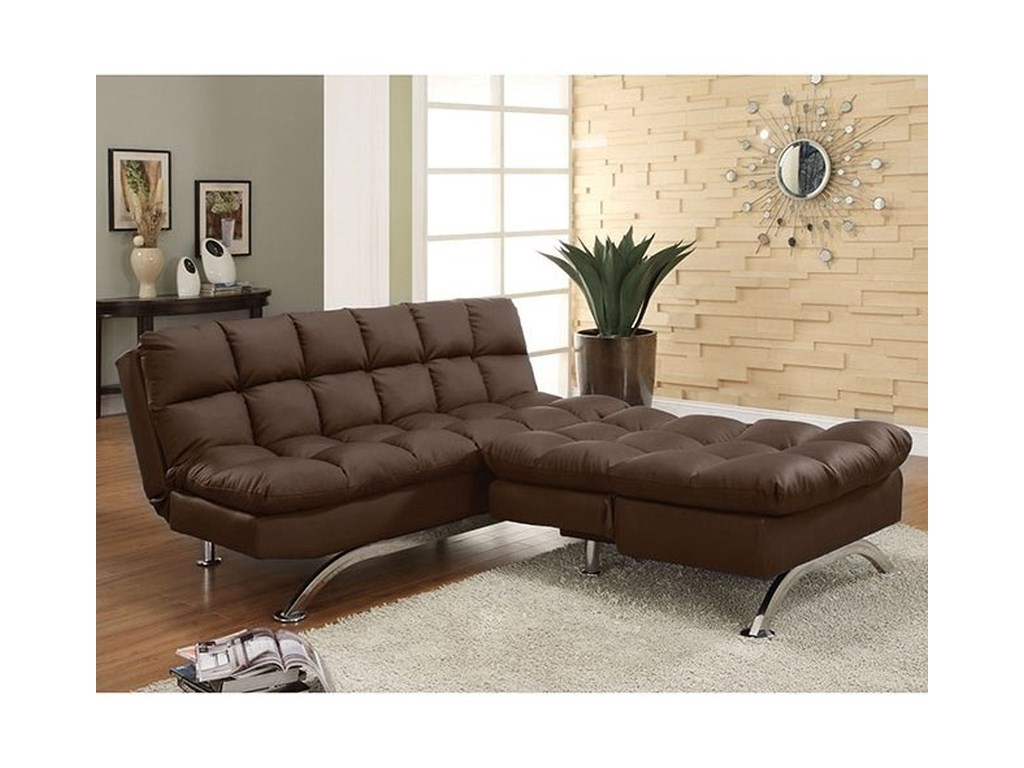 FUSA AristoFuton Sofa + Chair