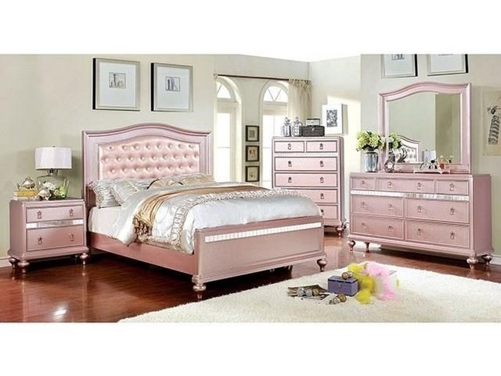 FUSA AristonFull Bed