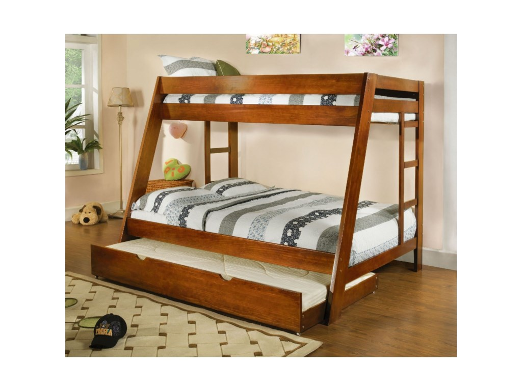 FUSA ArizonaTwin/Full Bunk Bed