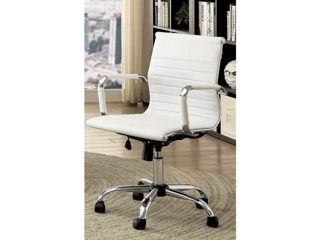 Furniture of America AvondaleLow Back Office Chair