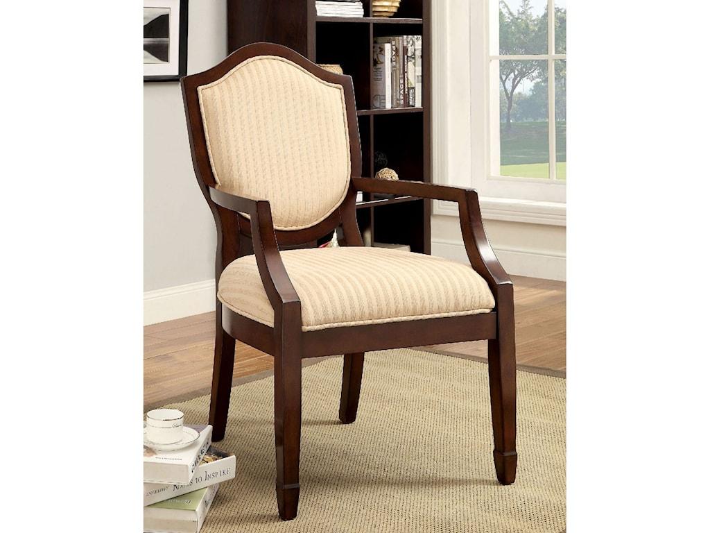 Furniture of America Bernetta IAccent Chair