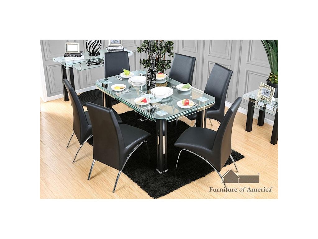 Furniture of America BertholdDining Table