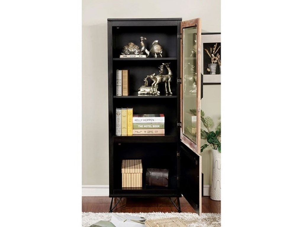 Furniture of America BinchePier Cabinet