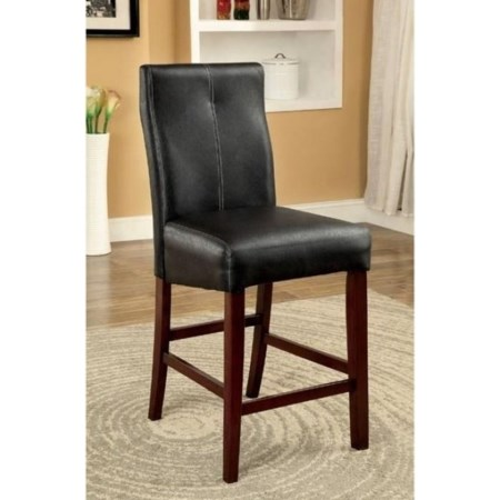 2 Pack of Counter Height Chairs