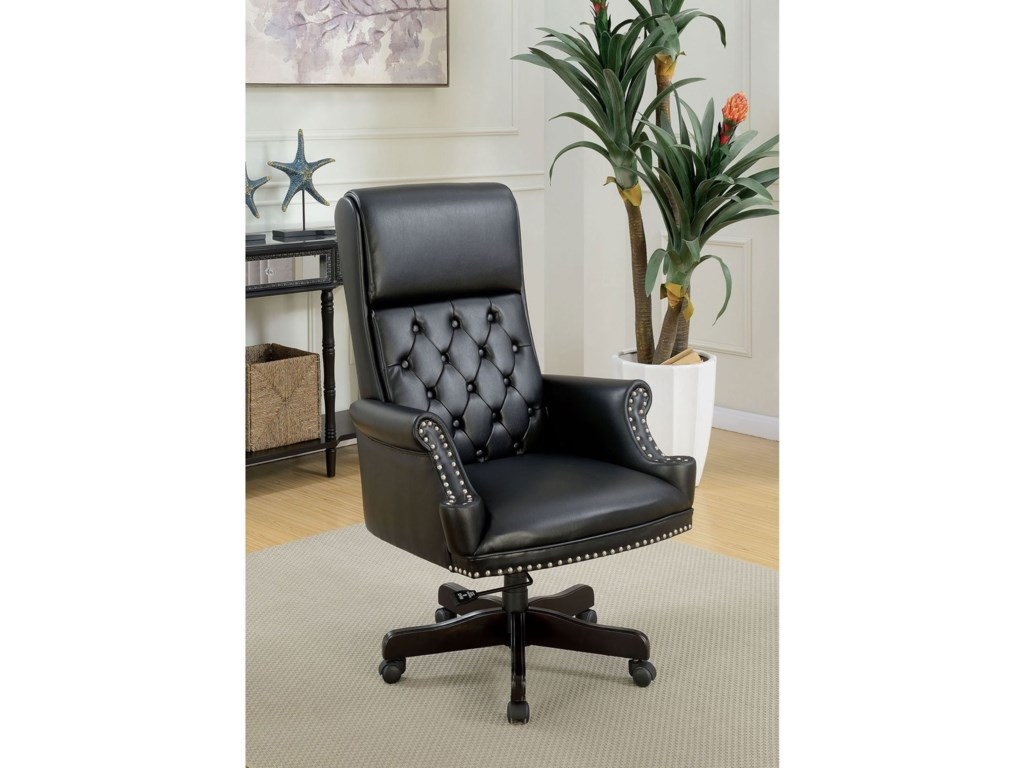Furniture of America BovillOffice Chair