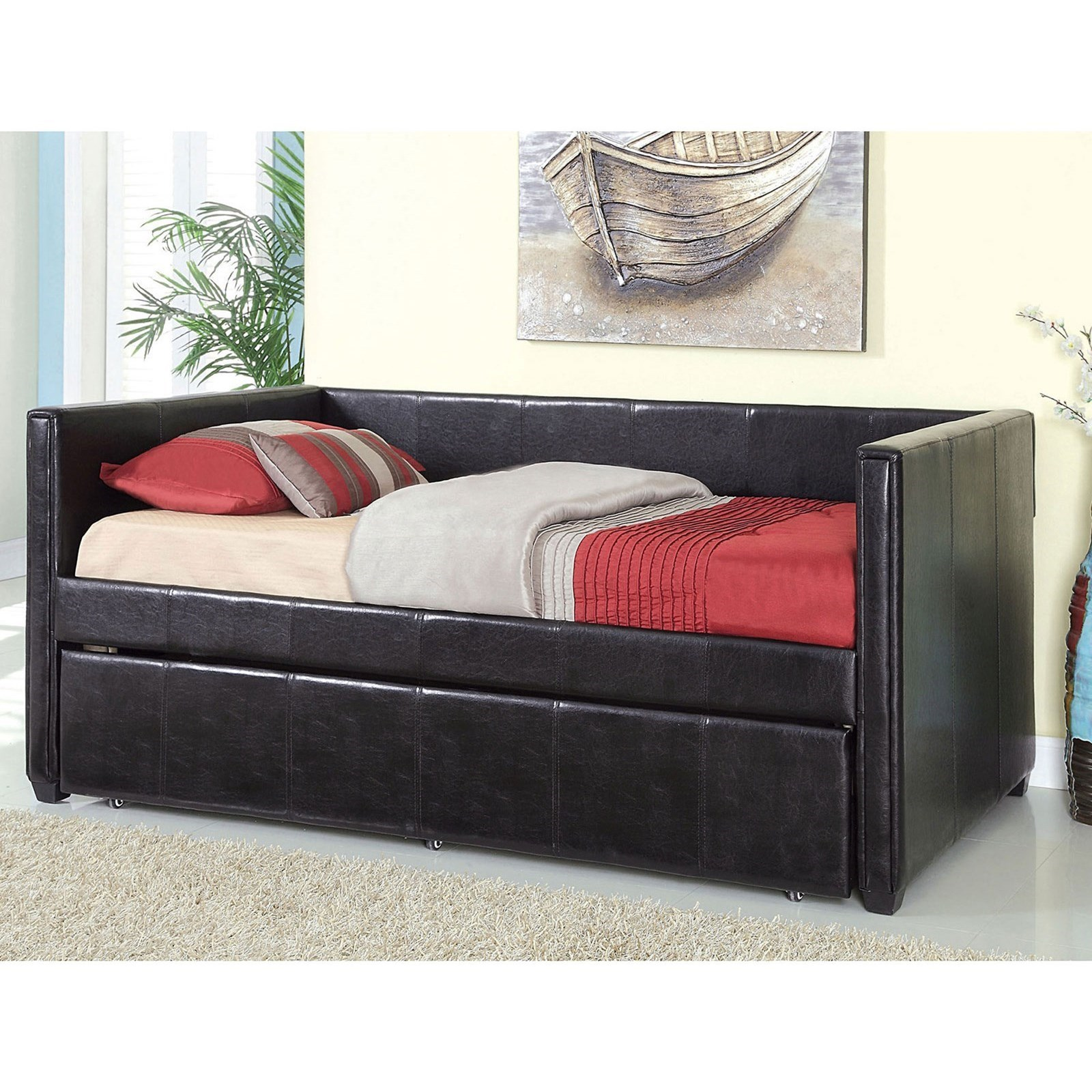 Cadiz Daybed With Trundle