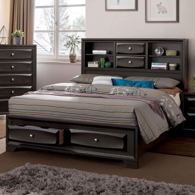 Carlynn California King Bed