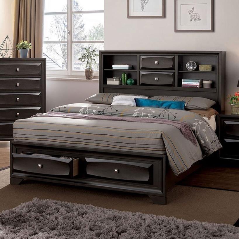Carlynn King Bed