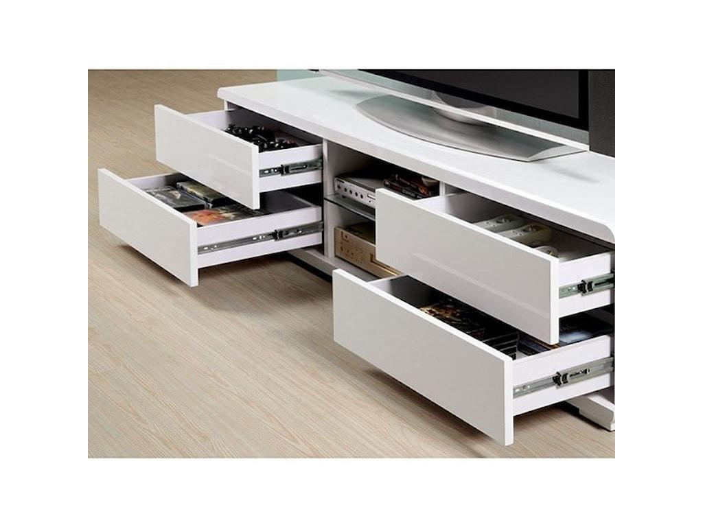 Furniture of America Cerro59' TV Console