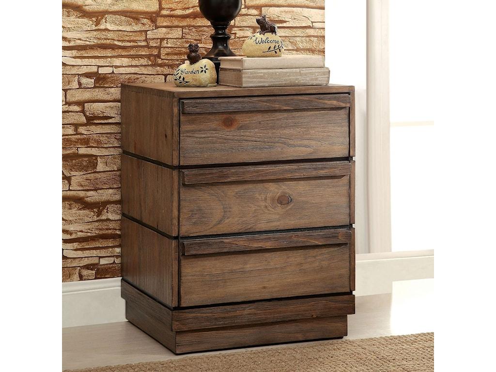 Furniture of America CoimbraNightstand