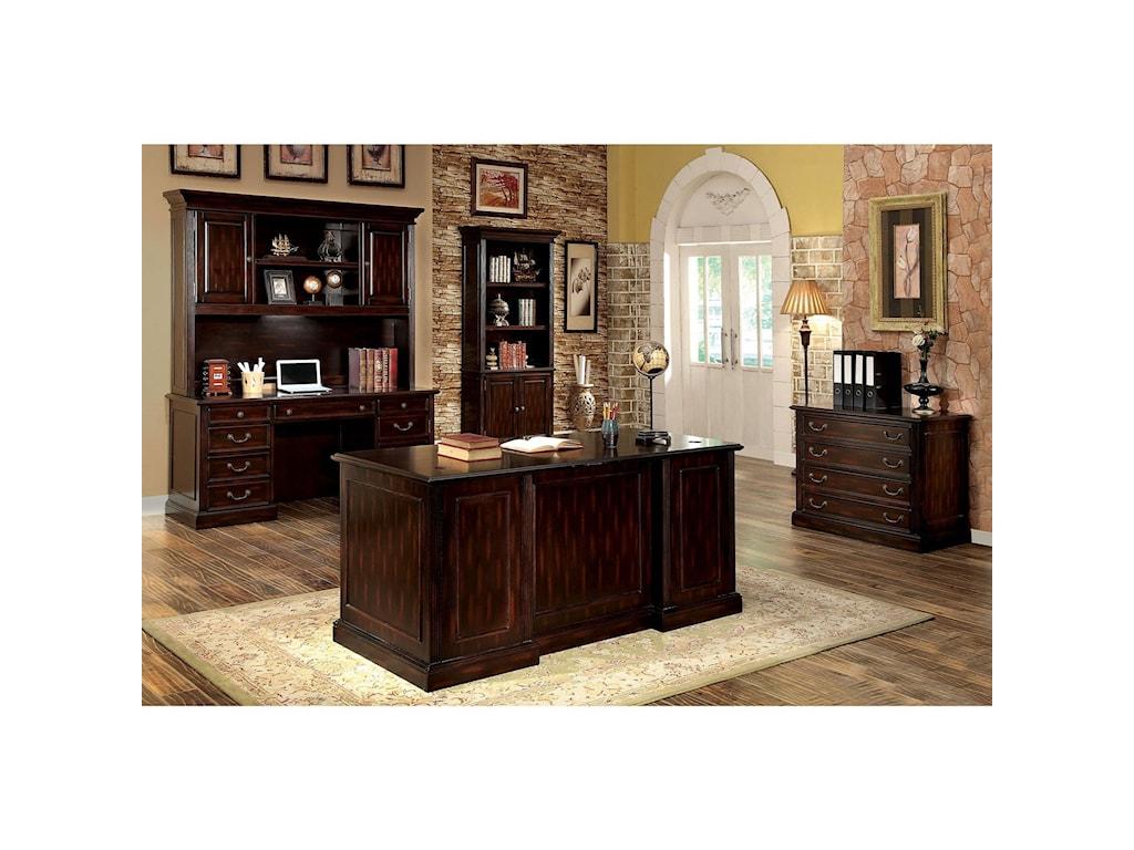 Furniture of America CoolidgeFile Cabinet