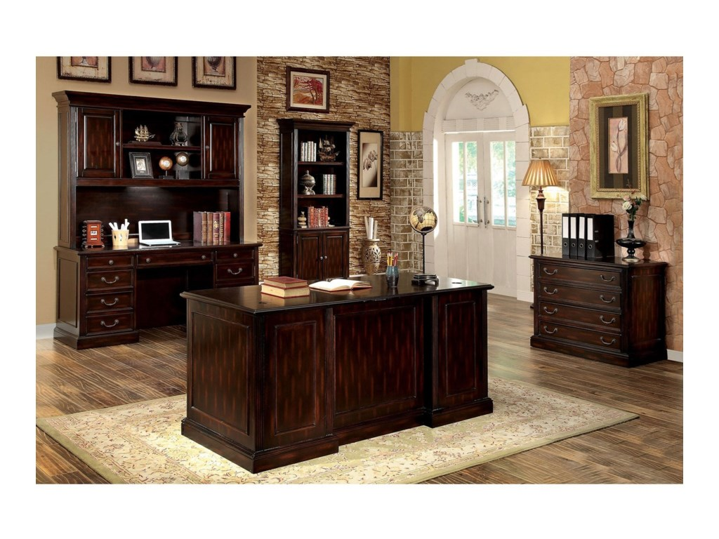 Furniture of America CoolidgeOffice Desk