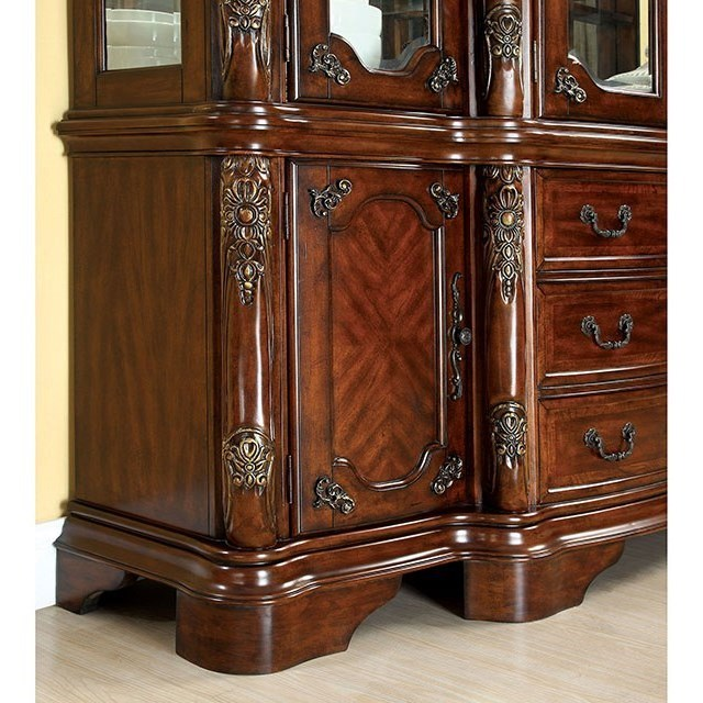 Furniture of America CromwellHutch Buffet