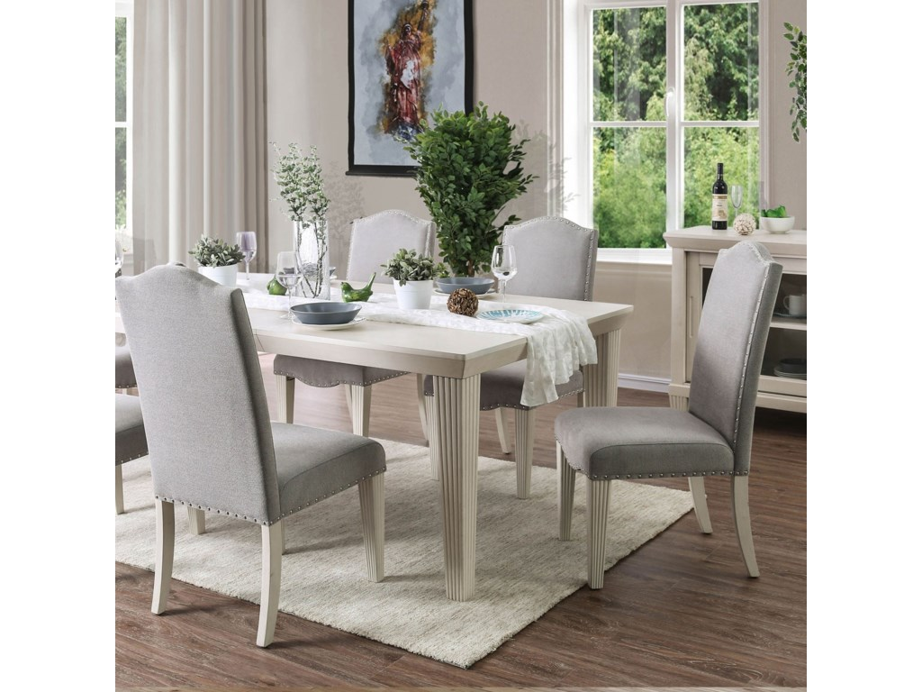 Furniture of America DaniellaDining Table
