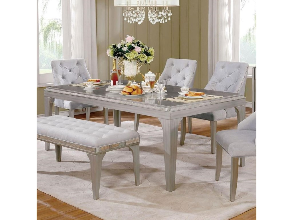 Furniture Of America Dioclesdining Table