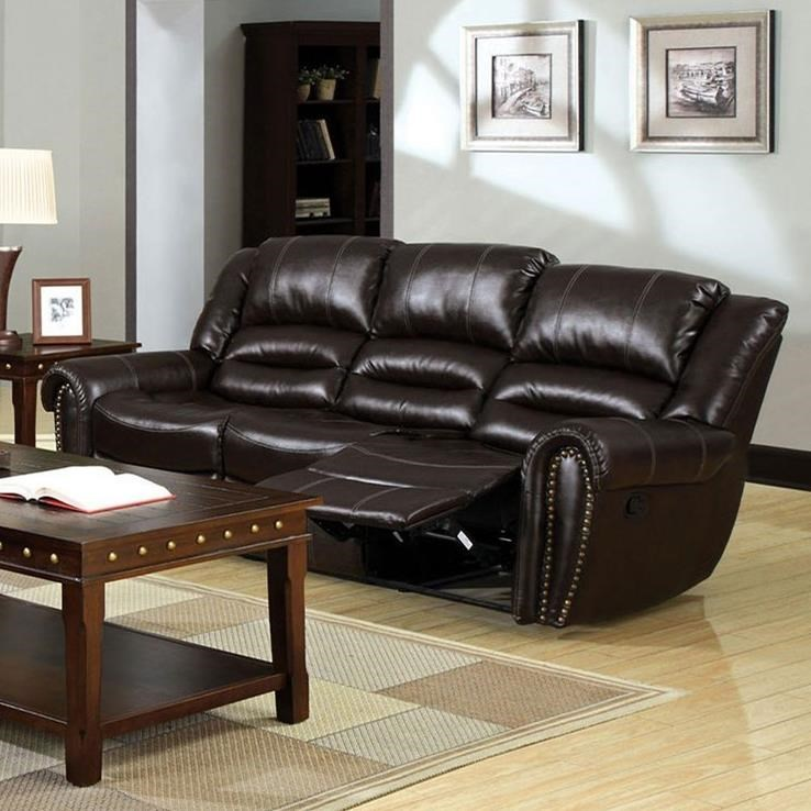 Dundee Sofa With 2 Recliners