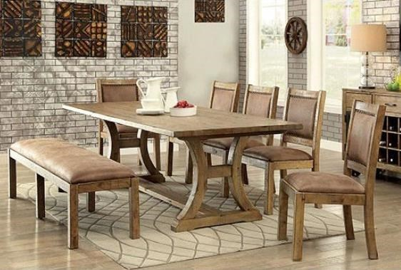 Gianna Counter Height Dining Set
