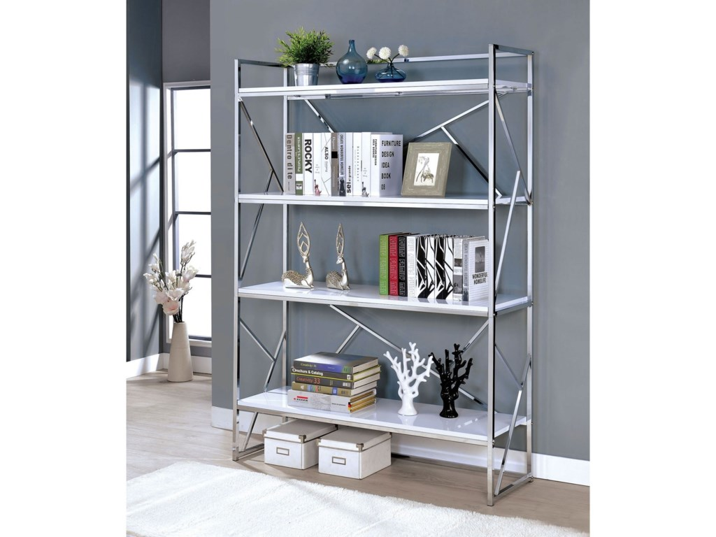 Furniture of America GustavBookcase