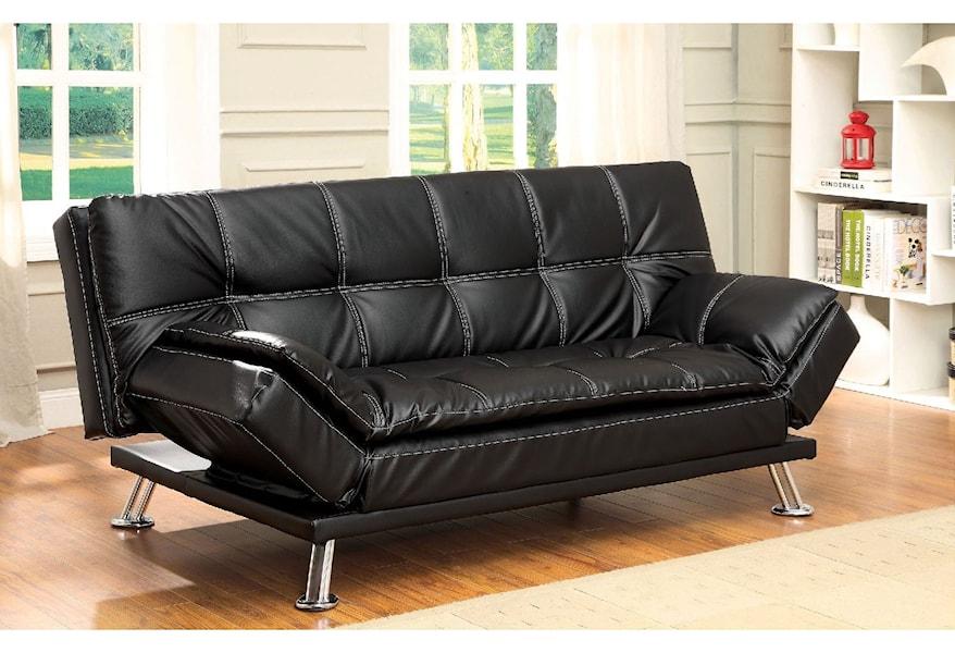 Hauser Ii Futon Sofa Household