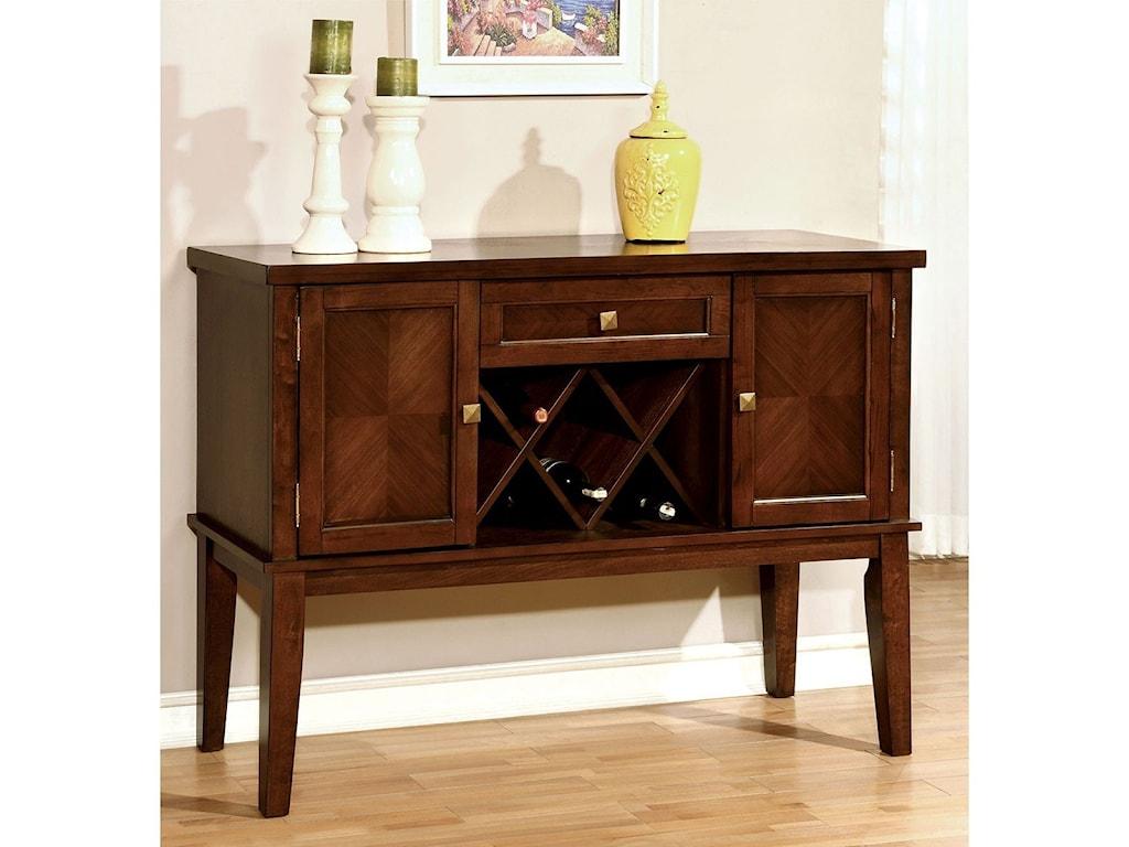 Furniture of America HillsviewServer