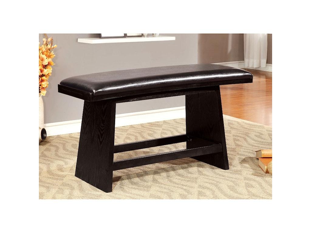 Furniture of America HurleyCounter Height Bench