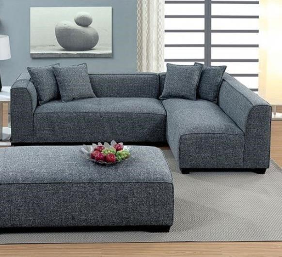 Furniture Of America Jaylene Cm6120 Sectional Sectional Nassau