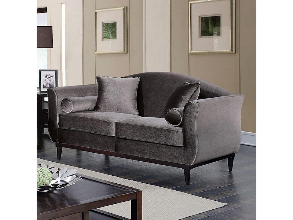 Furniture of America KarinaLoveseat