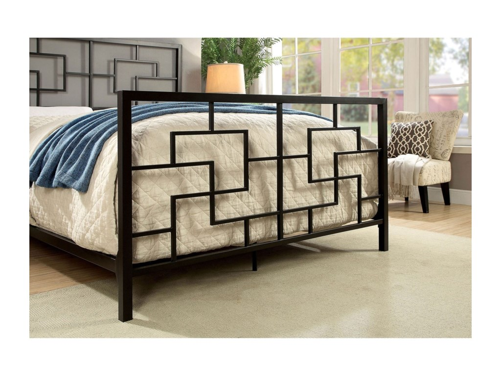 Furniture of America LalaCal.King Bed