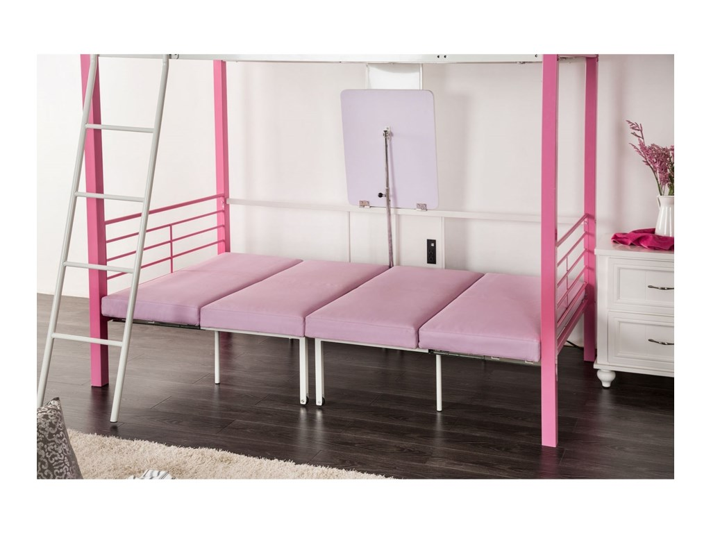 Furniture Of America Lambert Twin Twin Bunk Bed Rooms For Less