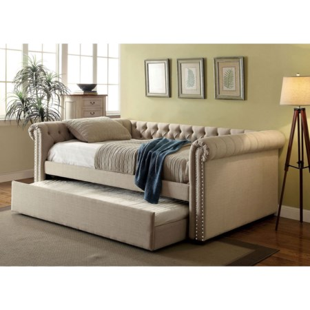 Full Daybed w/ Trundle