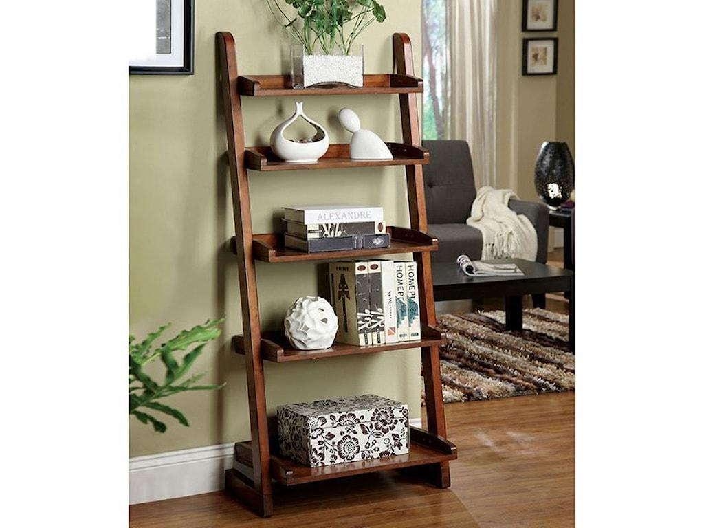 Furniture of America LugoLadder Shelf
