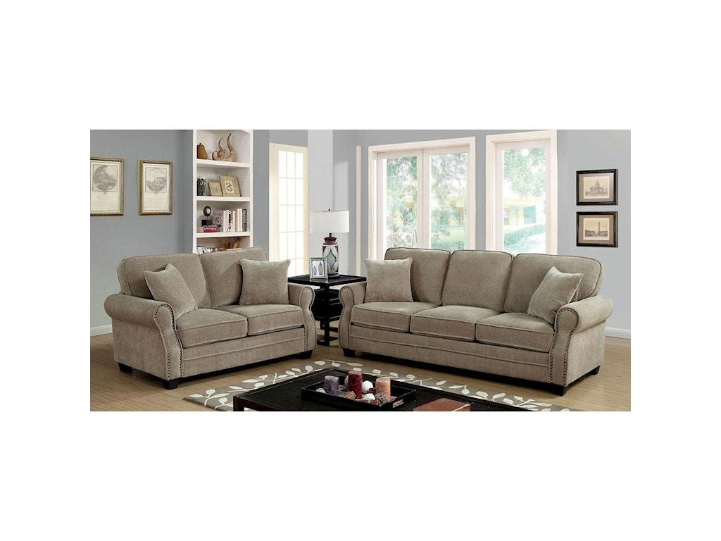 Furniture of America LynneSofa