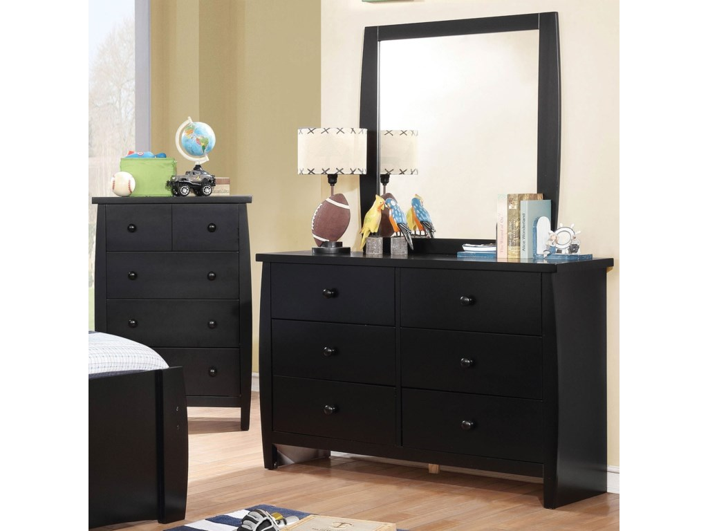 Contemporary Bedroom Chest Of Drawers 6