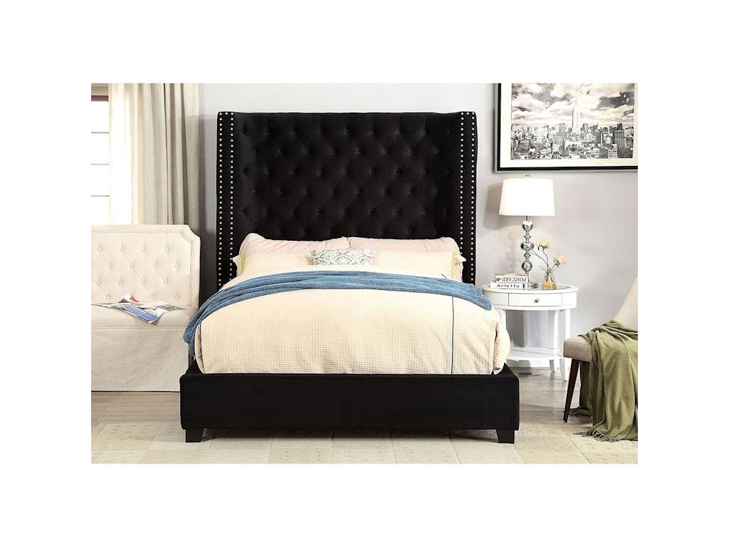 Mirabelle Queen Bed