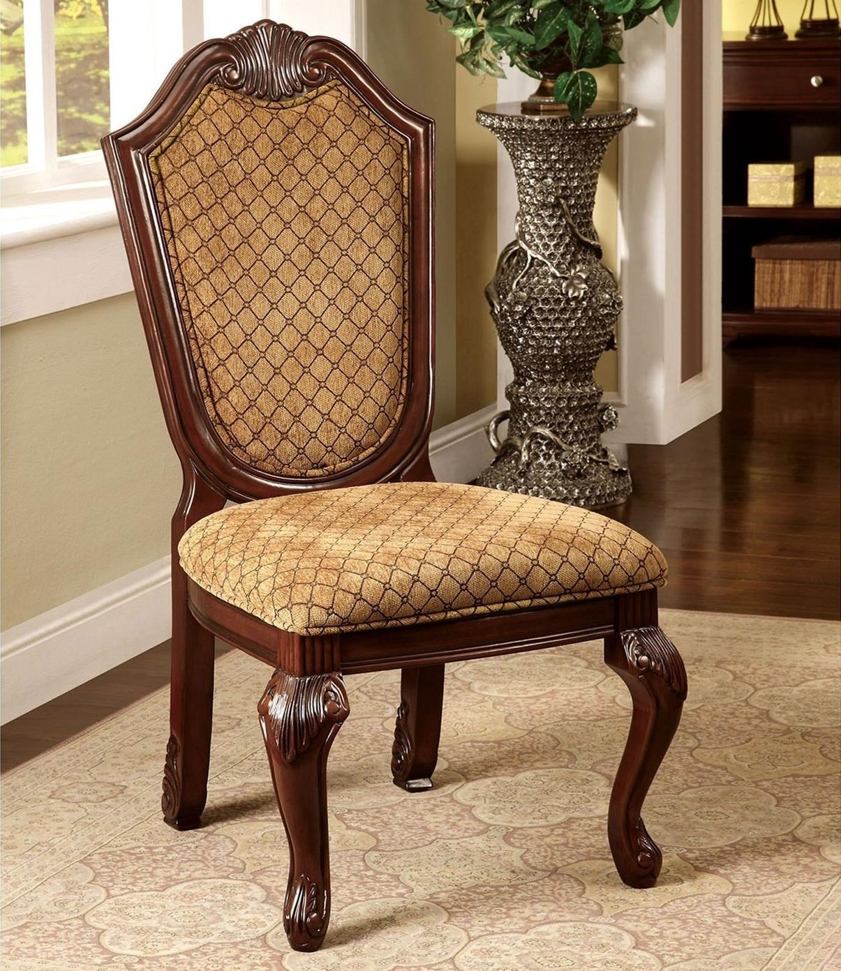 Charmant Furniture Of America Napa Valley Side Chair (2/CTN)