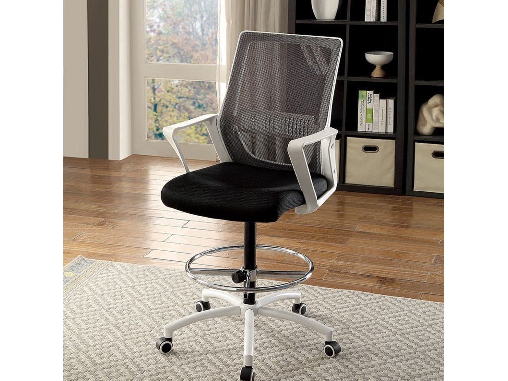 6e7afc2732d Furniture of America Noely Office Chair