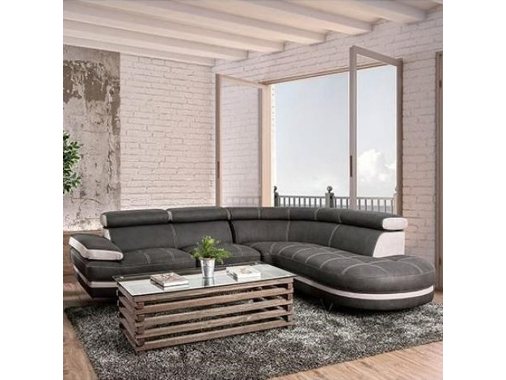 Furniture of America PicardSectional