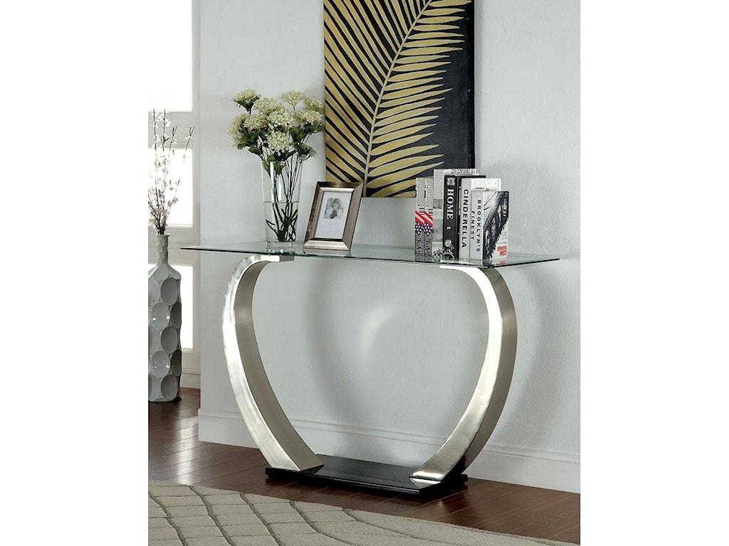 America Roxo CM4728S Contemporary Sofa Table | Del Sol Furniture ...