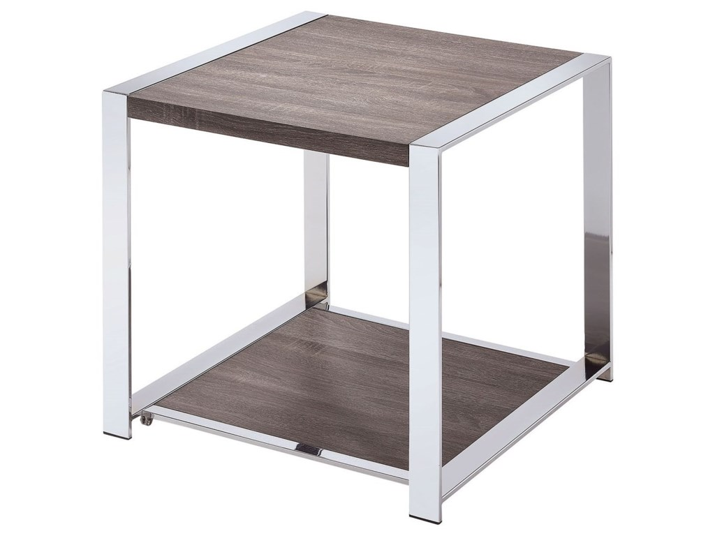 Furniture of America RylieEnd Table